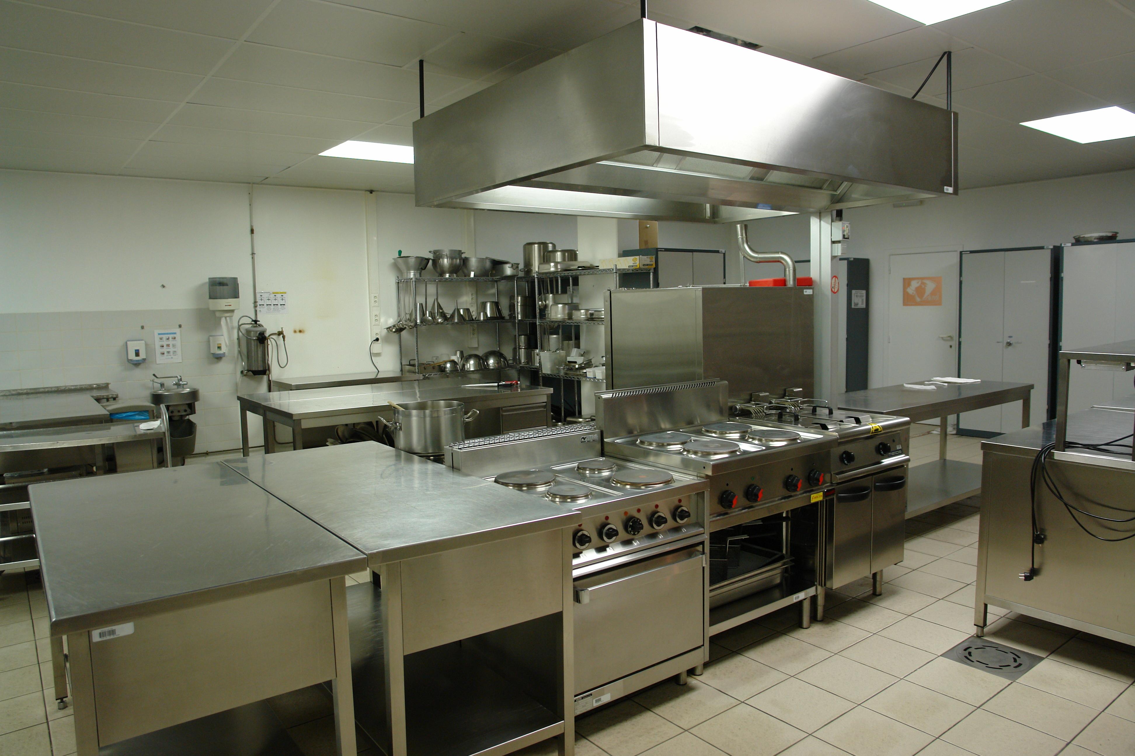 Merveilleux Kitchen Equipment Cleaning